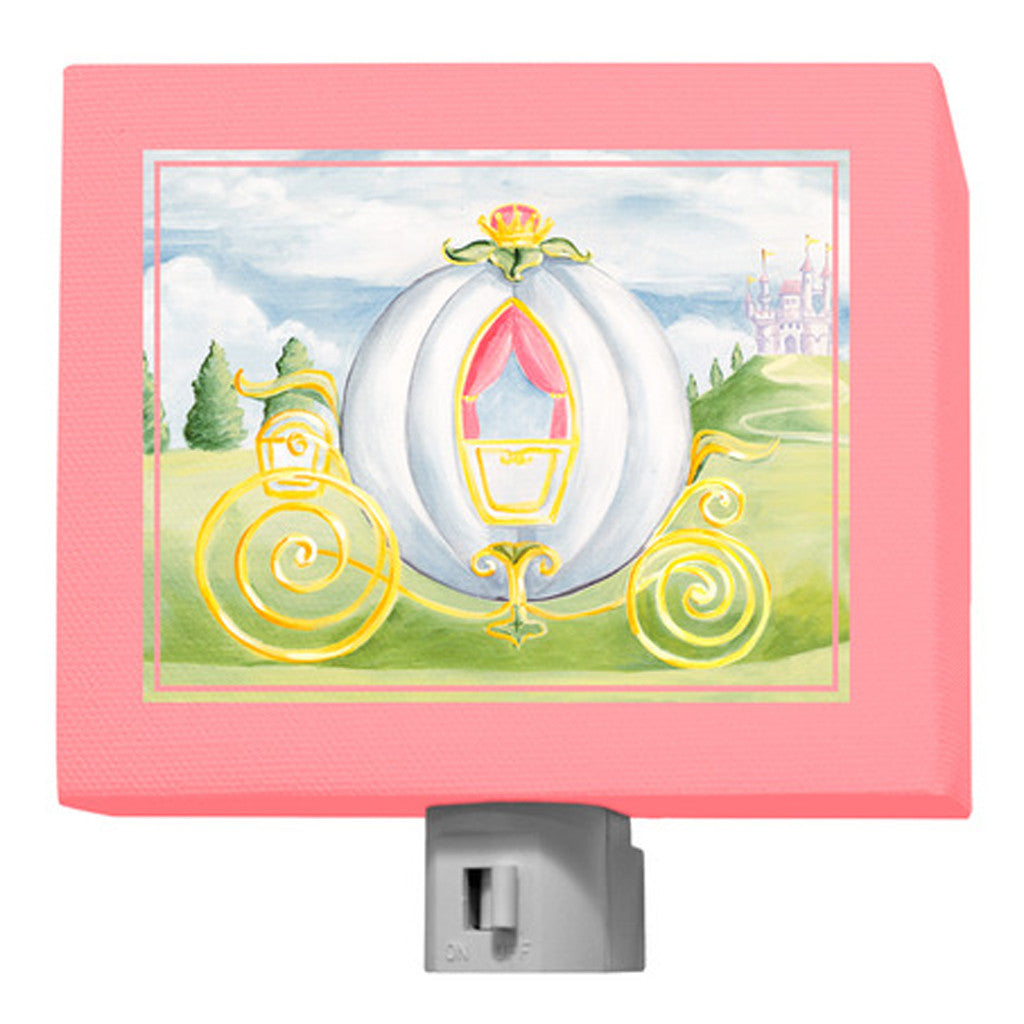 Princess Coach Nightlight