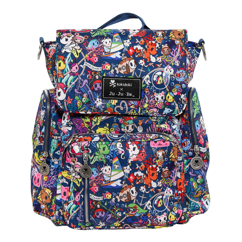 Be Sporty Tokidoki Sea Punk