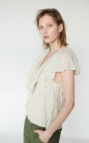 Gaeta Top in Soft Colors