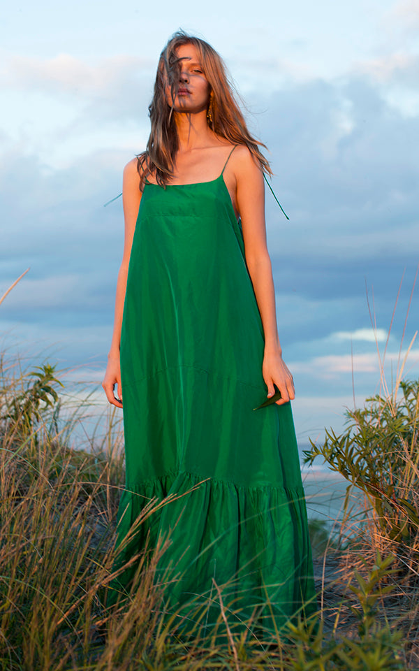 *SALE* Kalahari Dress in Silk