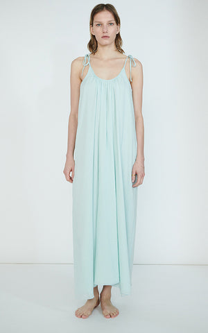 Maxi Slip in Cotton with Lining