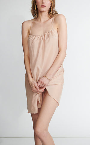 Mini Slip in Silk