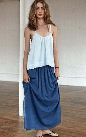 *SALE* Pleated Beach Skirt