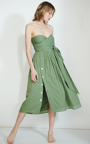 Pompano Convertible Skirt/ Dress