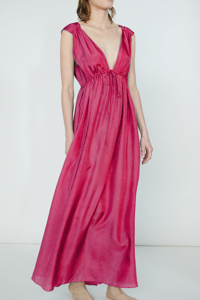 Sirena Gown in Silk