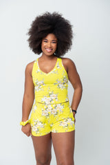 """The Jayne Short""- Sol Floral"