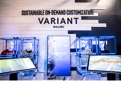 Fashion 4.0, No. 14: Variant Debuts With Intel at NRF Retail's Big Show