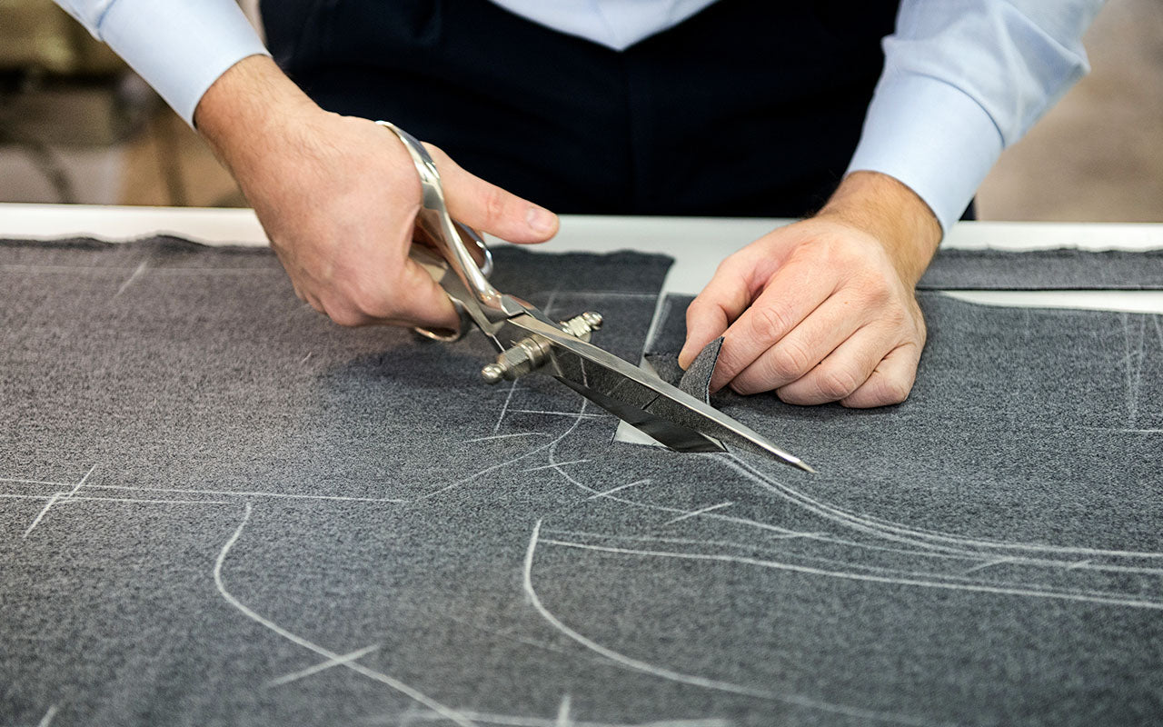 Traditional Cut and Sew Clothing Tailoring