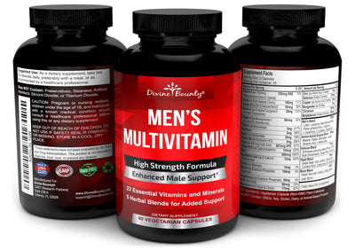 Men's Multivitamin