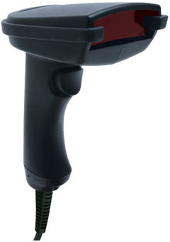 LZ160-USB/WDP Laser Scanner USB & Keyboard Wedge Bar Code Scanner