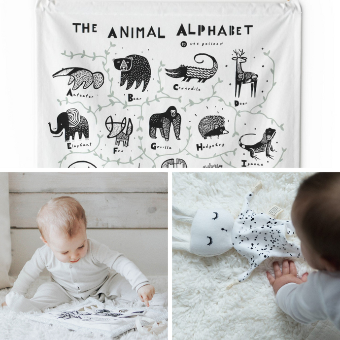 Wee Gallery: Eco-friendly, ethically made and designed just for little ones