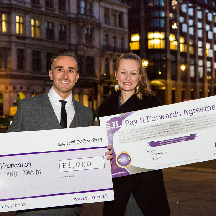 Good Things a Winner in National Start Up Contest at House of Commons