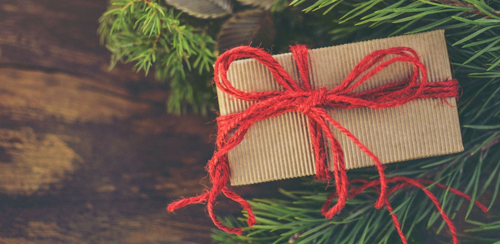 Christmas gift - How to Have a More Sustainable Christmas