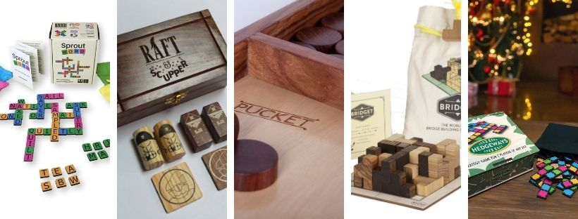 6 Best Lockdown Games | Wooden Board Games | Ethical & Sustainable