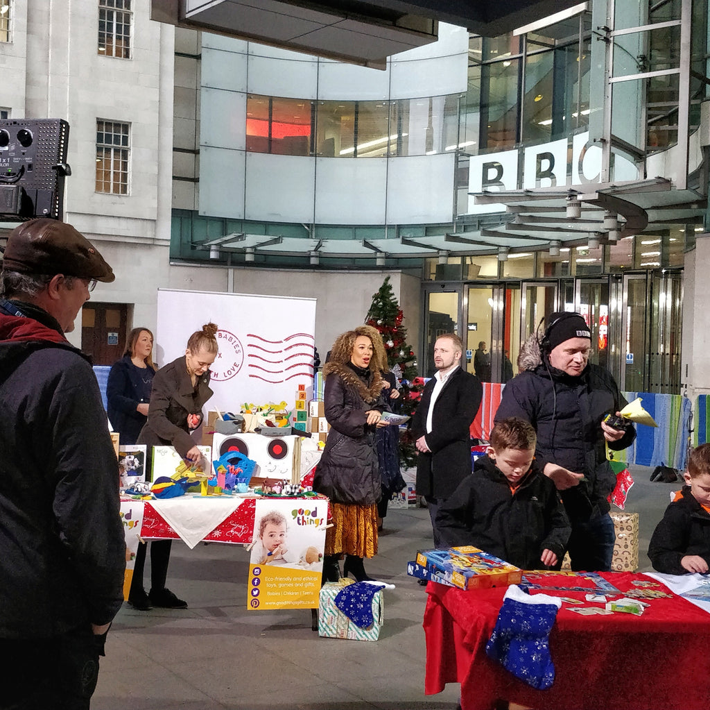 BBC One's Sunday Morning Live features Good Things