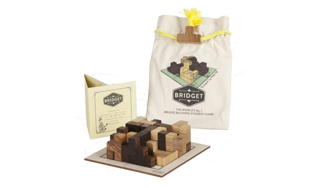 Best Eco Gifts 2021 - Bridget Wooden Game - Eco Gifts for Teenagers