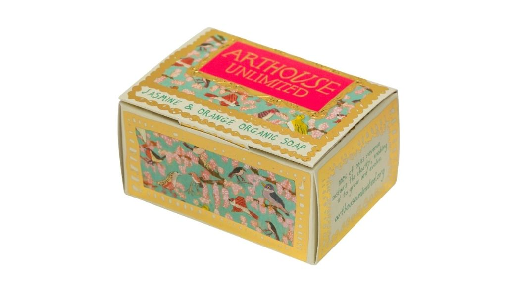 Best Eco Gifts 2021 - gifts for eco warriors - blooming marvellous soap