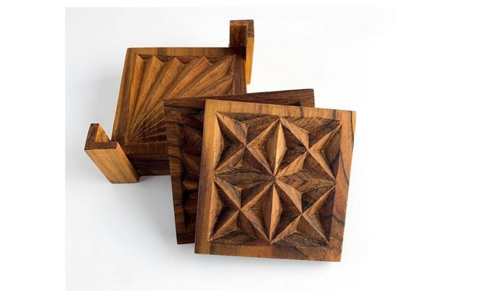 Coasters - ethical christmas gifts that give back