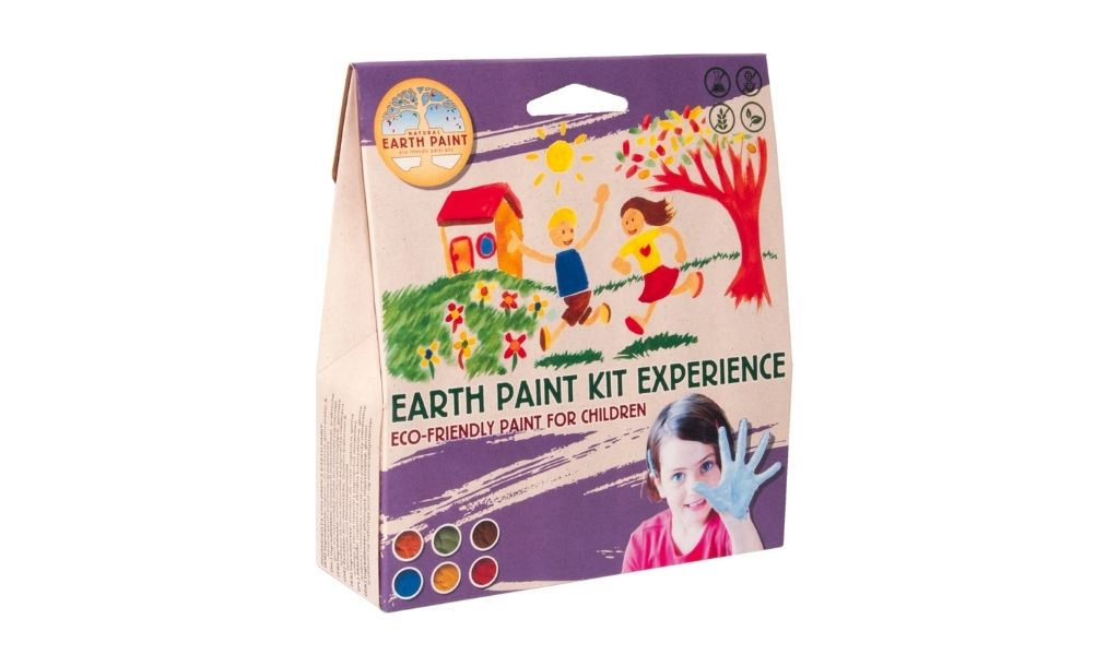 Earth Paints - Eco Gifts for Children