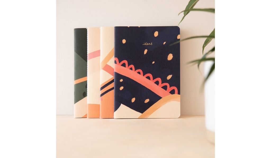 Eco Gifts 2020 - ideas notebook
