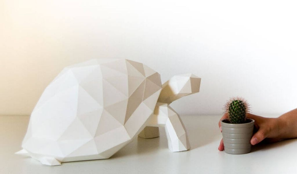 Eco Gifts 2021 - build a paper pet