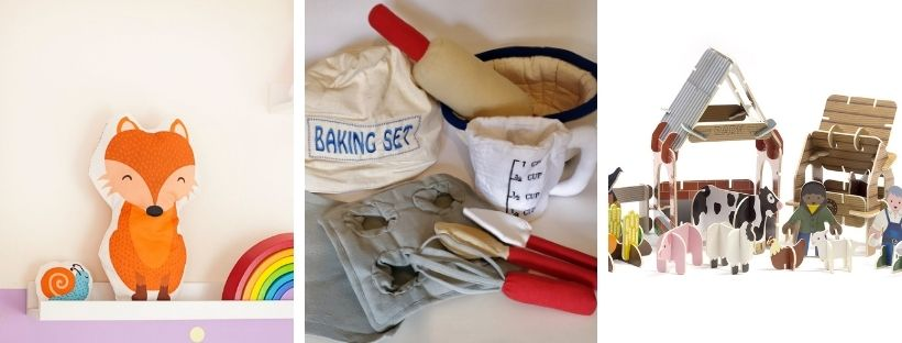 Ethical and sustainable gifts, toys and games for 5 to 11 year-olds