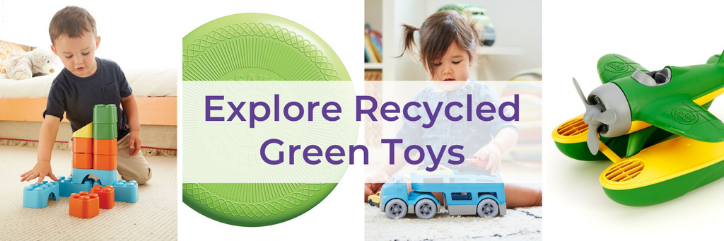 Explore Recycled Green Toys