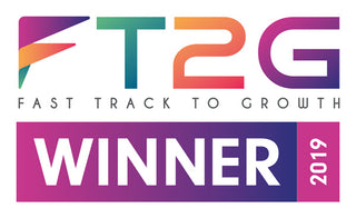 Fast Track to Growth Winner 2019 logo