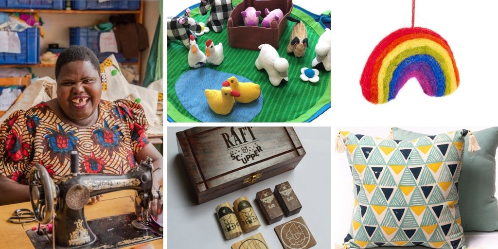 Fair Trade suppliers and products at Good Things