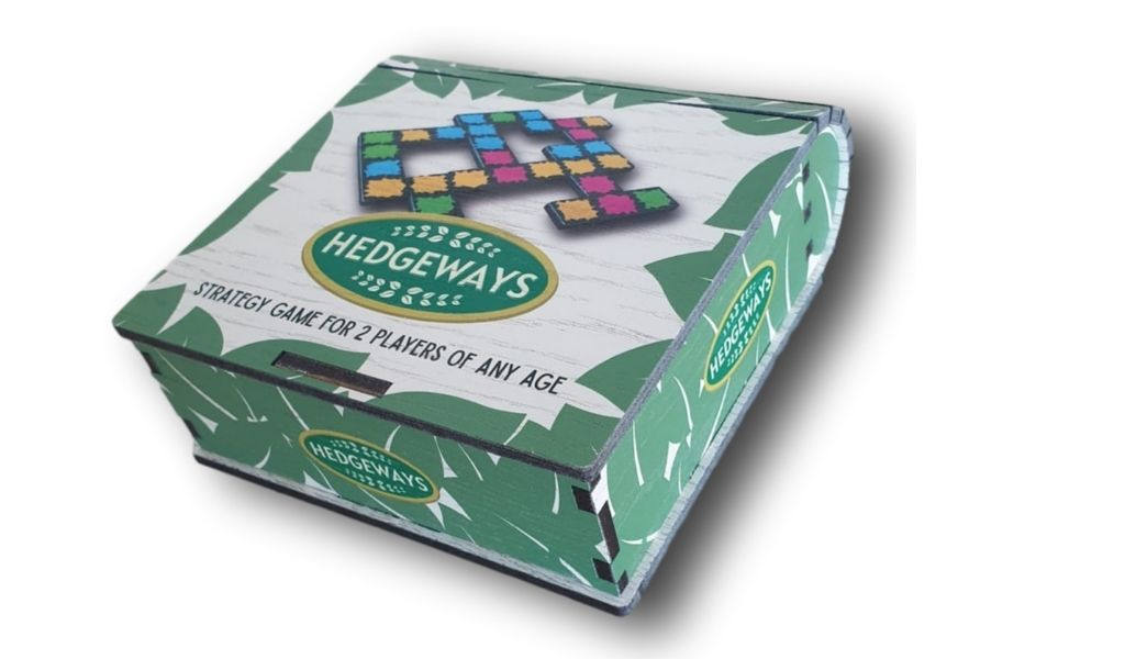 Father's Day Gifts You'll Both Love - ethical and sustainable father's day gift ideas - Hedgeways Strategy Game