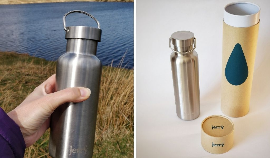 Father's Day Gifts You'll Both Love - ethical and sustainable father's day gift ideas - Jerry Bottle