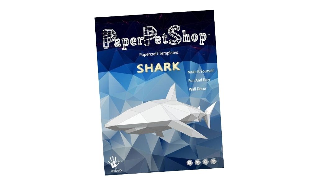 Father's Day Gifts You'll Both Love - ethical and sustainable father's day gift ideas - Shark Craft set