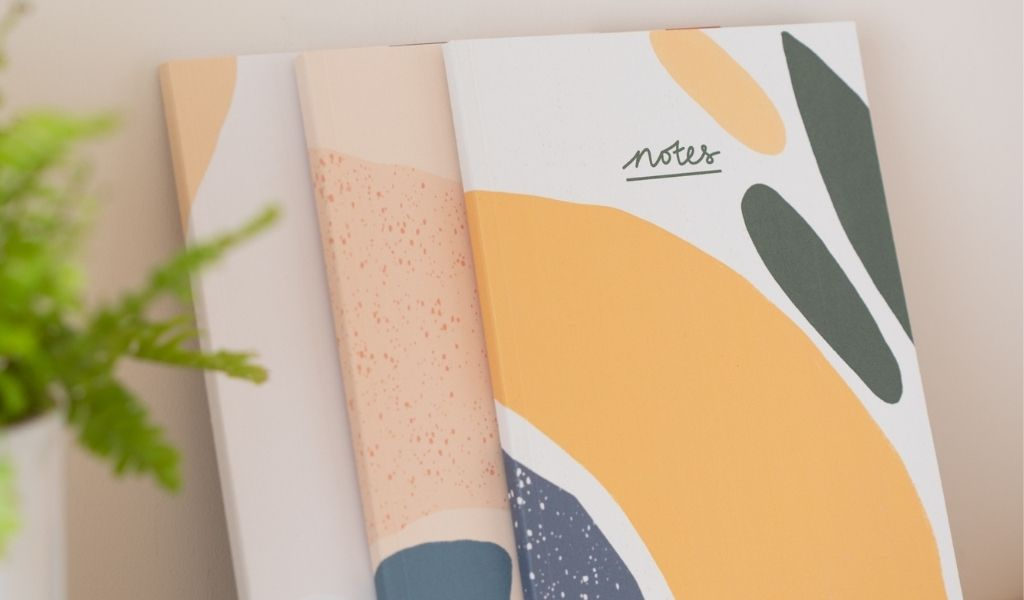 Father's Day Gifts You'll Both Love - ethical and sustainable father's day gift ideas - notes recycled notebook