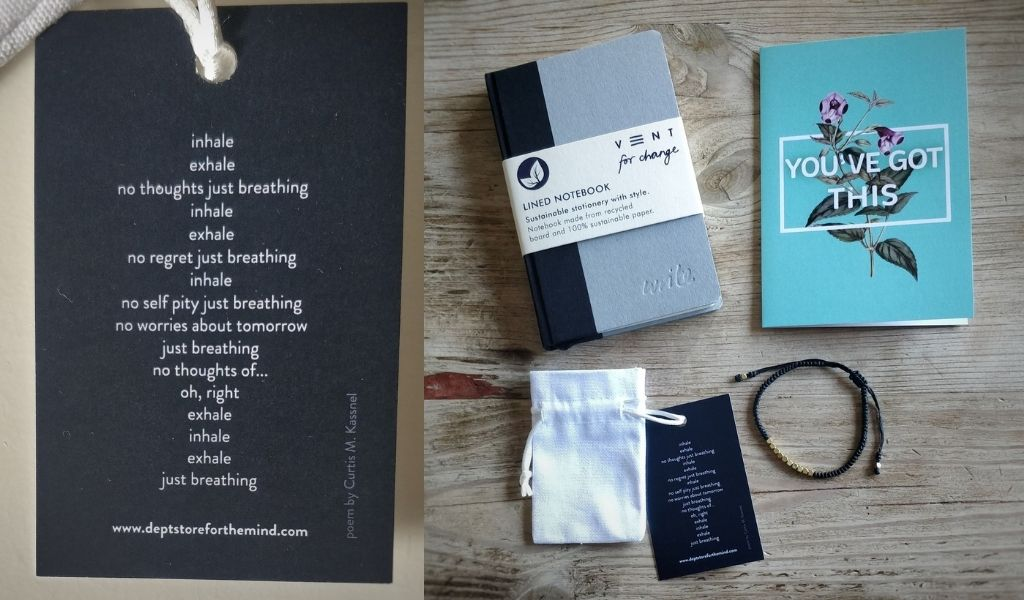 Gift Ideas - Lockdown Gifts for Loved Ones - mindful moment gift set (1)