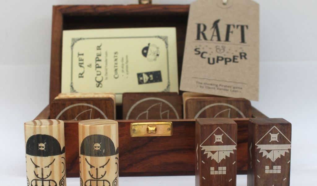 Raft and scupper - ethical christmas gifts that give back