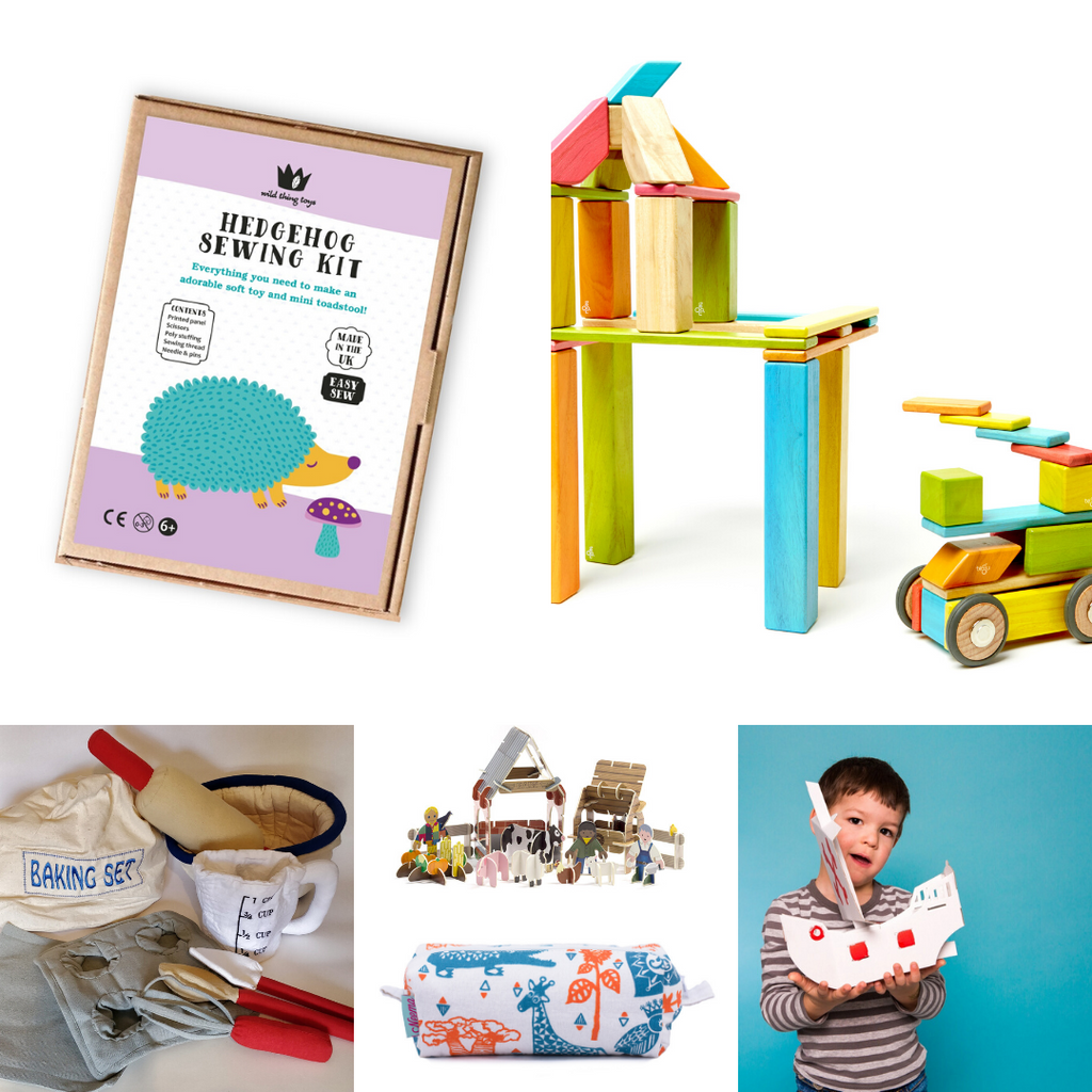 The Best Ethical and Sustainable Gifts for Christmas for Primary School aged children
