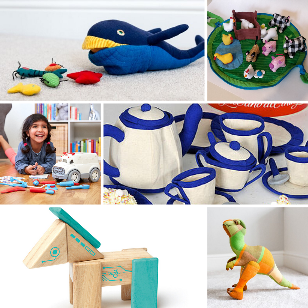 The Best Ethical and Sustainable Gifts for Christmas for Pre-Schoolers