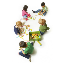 Load image into Gallery viewer, 130-Piece Tegu Classroom Kit - classroom play
