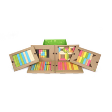 Load image into Gallery viewer, 130-Piece Tegu Classroom Kit