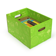 Load image into Gallery viewer, 90-Piece Tegu Classroom Kit in storage box