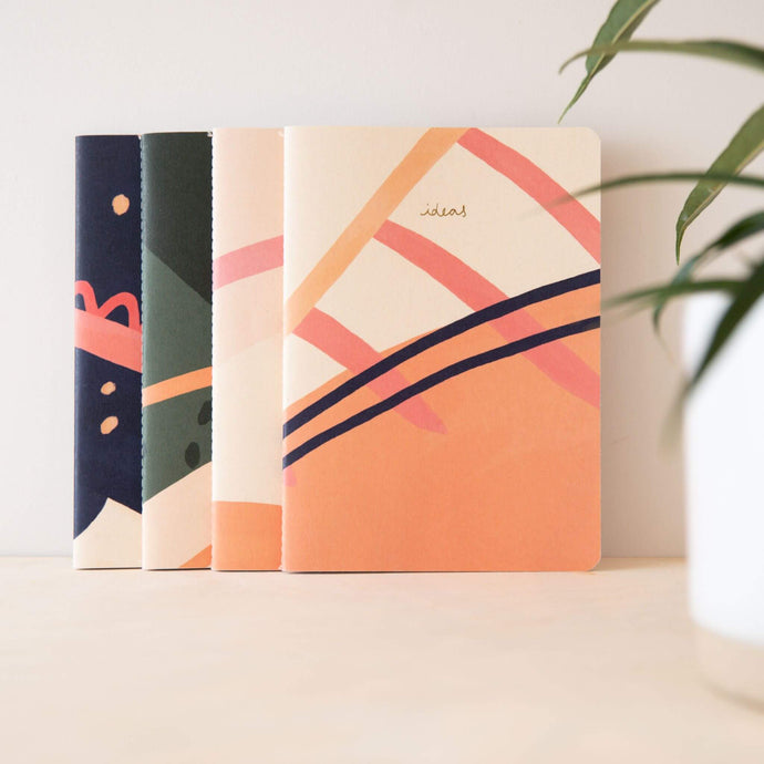 A5 Notebook Soft Cover Sustainable  All