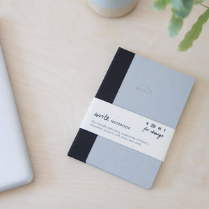 A5 Write Notebook Recycled & Sustainable