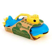 Load image into Gallery viewer, Green Toys Submarine in eco packaging