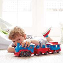 Load image into Gallery viewer, Green Toys Train - eco toys from recycled plastic
