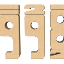 Load image into Gallery viewer, Sumblox Home Set - Wooden Maths Building Blocks making 11