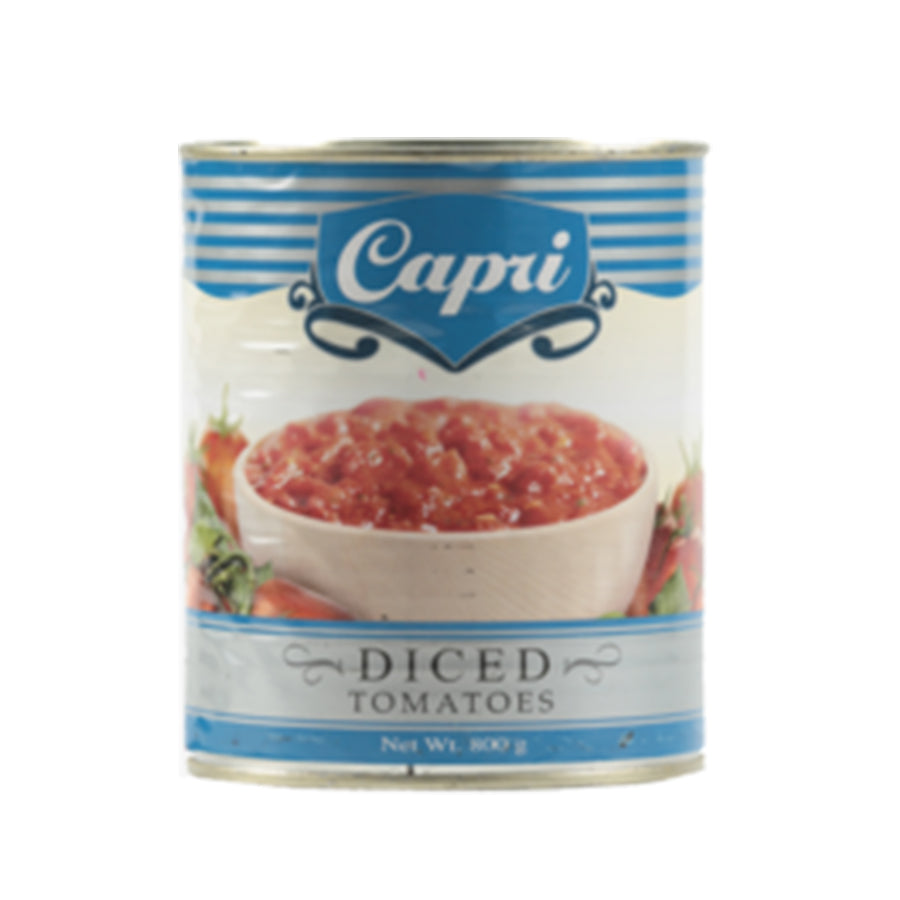 CAPRI DICED TOMATOES 2500G
