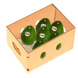 DOLE® Avocado Hass Large x 6's (Box)