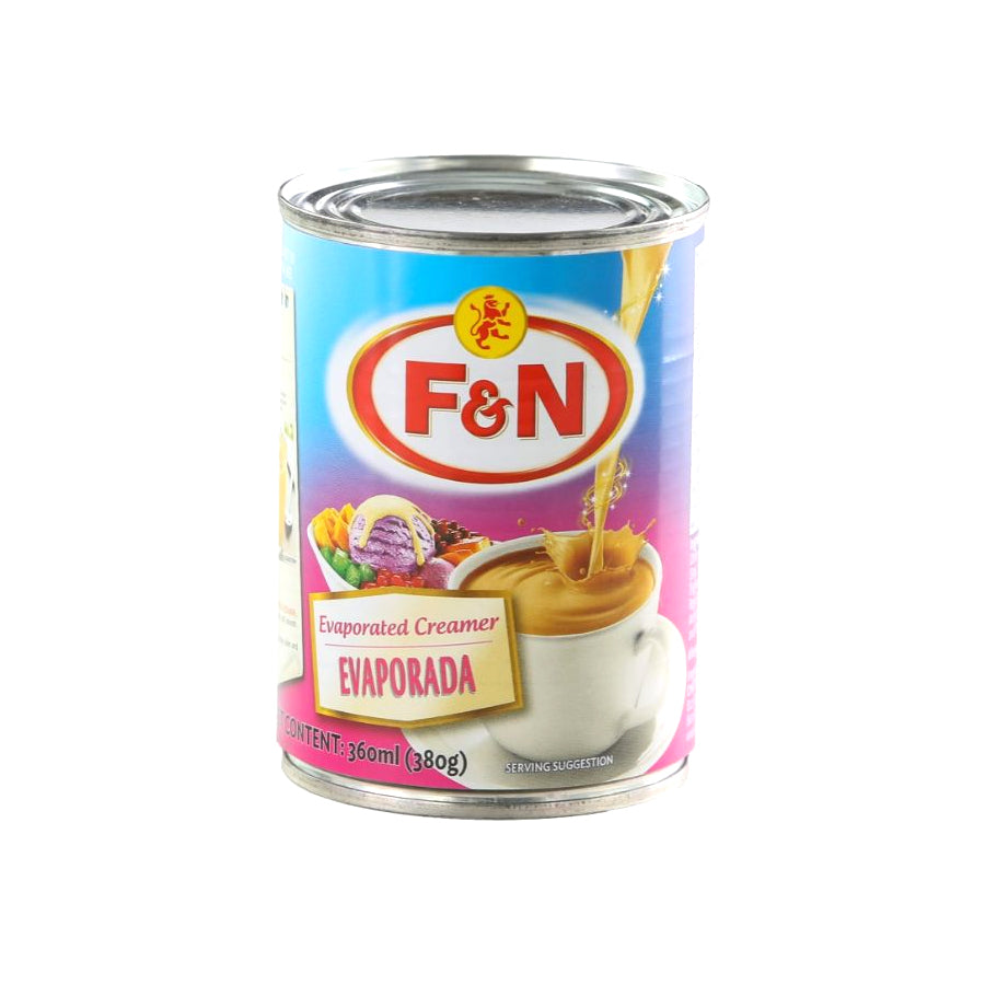 F&N EVAPORATED CREAMER 385ML