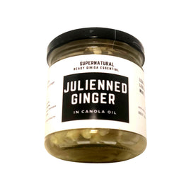 Ginisa Essential: Julienned Ginger 200ml