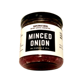 Ginisa Essential: Minced Red Onion 200ml